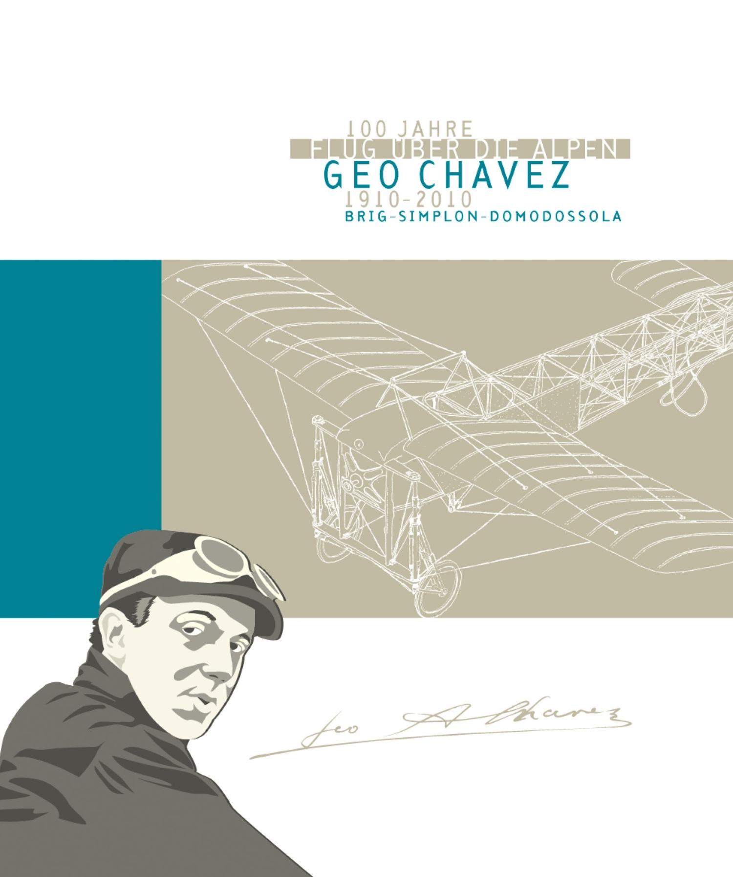 Buch Geo Chavez