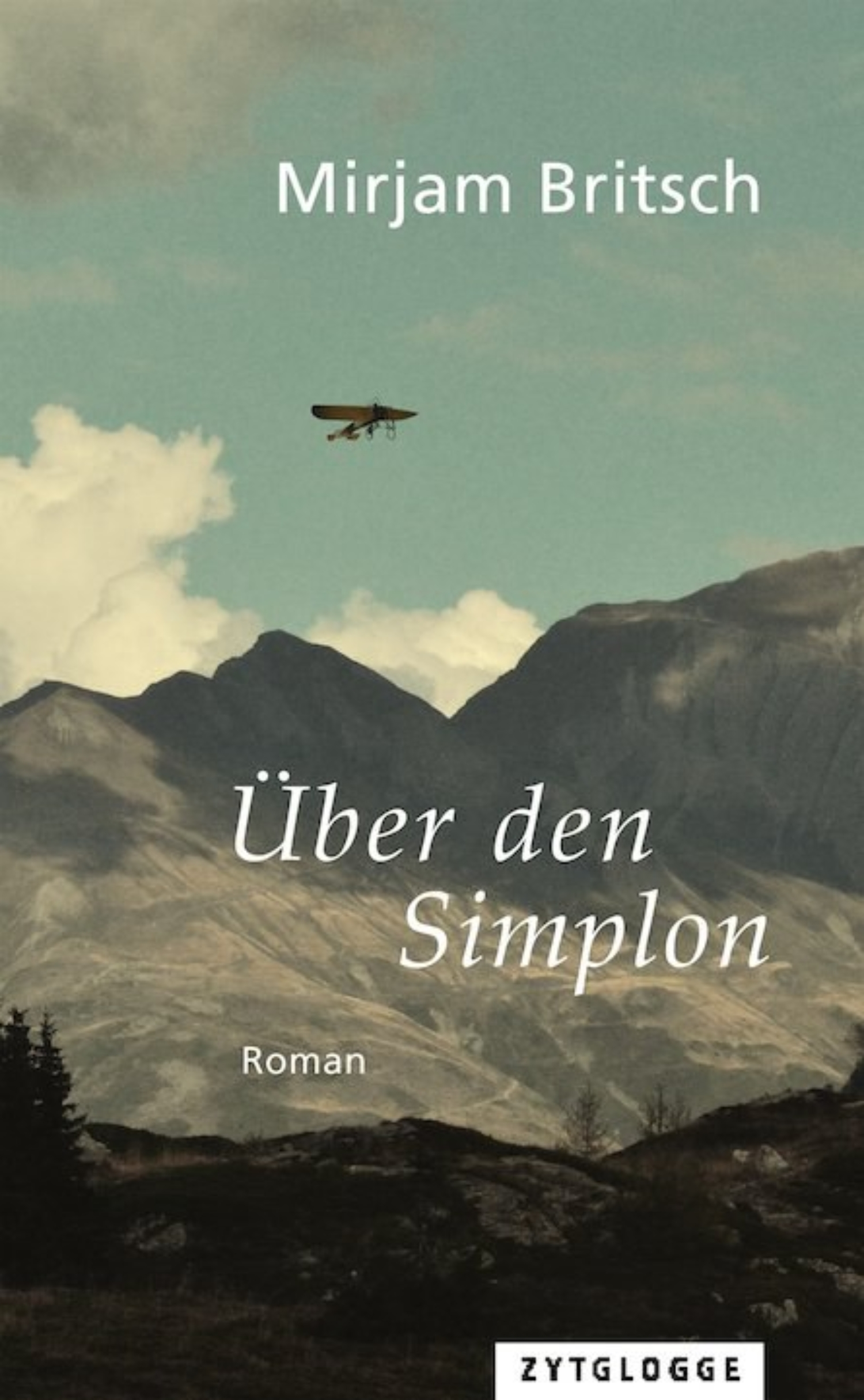 Buch Über den Simplon