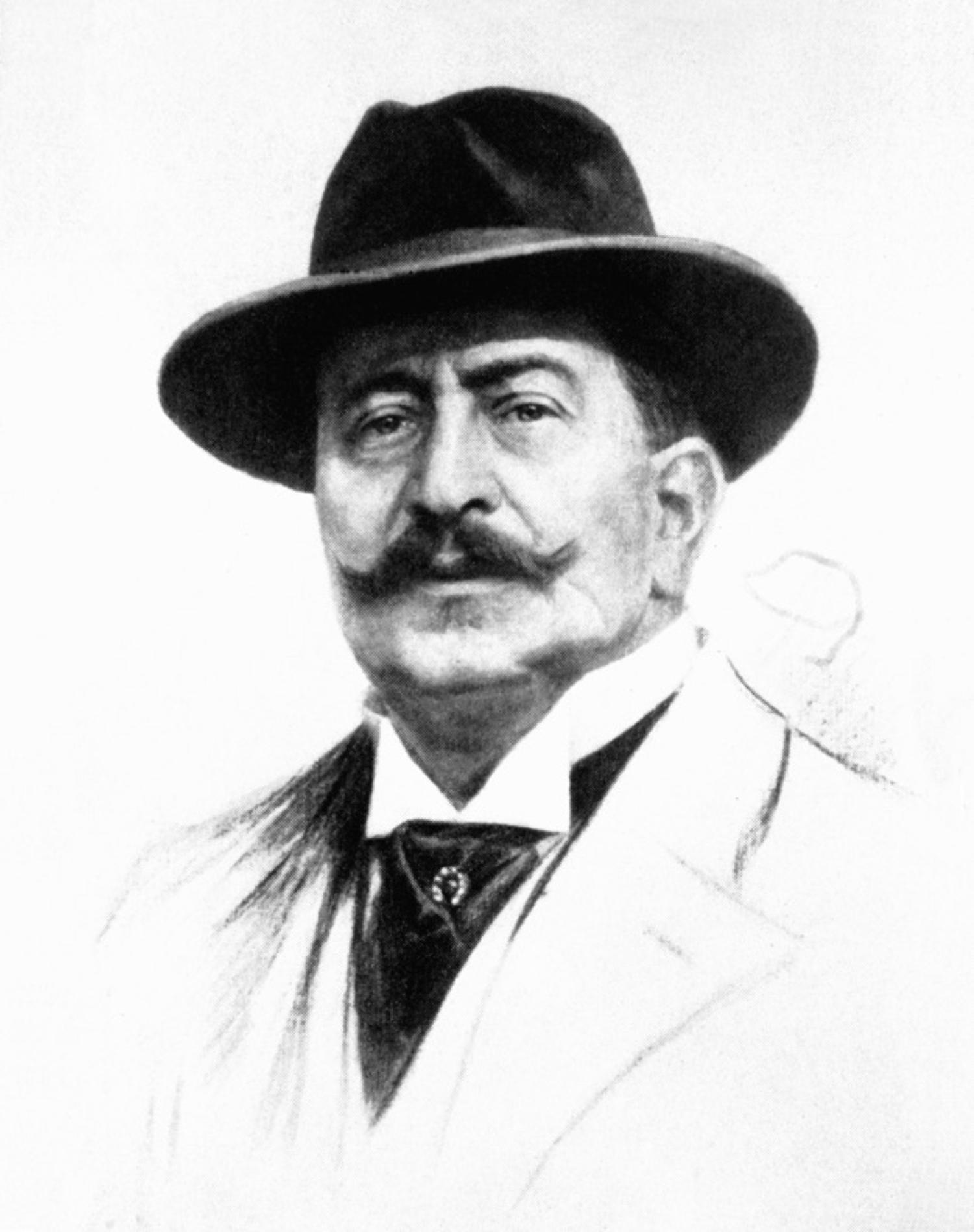 Dr. Alexander Seiler, 1864–1920, Nationalrat, Initiant und Koordinator im Briger Komitee  der Flugwoche