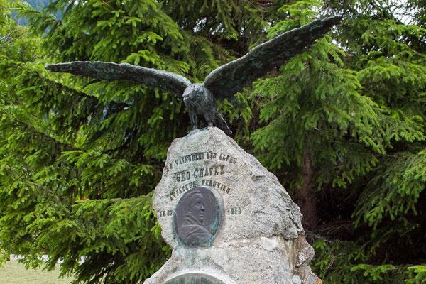 Chavez Denkmal Ried-Brig